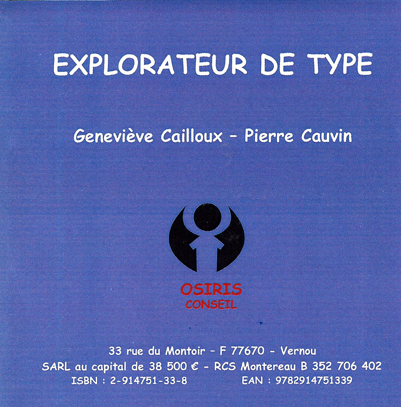 Explorateur de Type