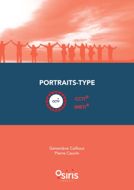Couverture Portraits type FR