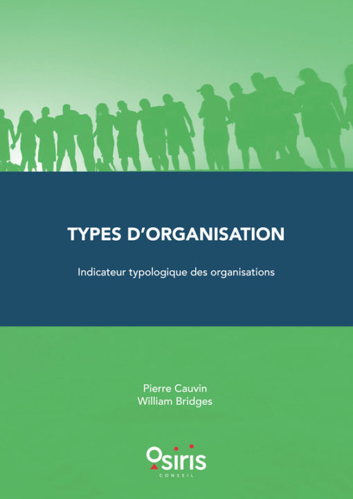 Couverture Type d'organisation
